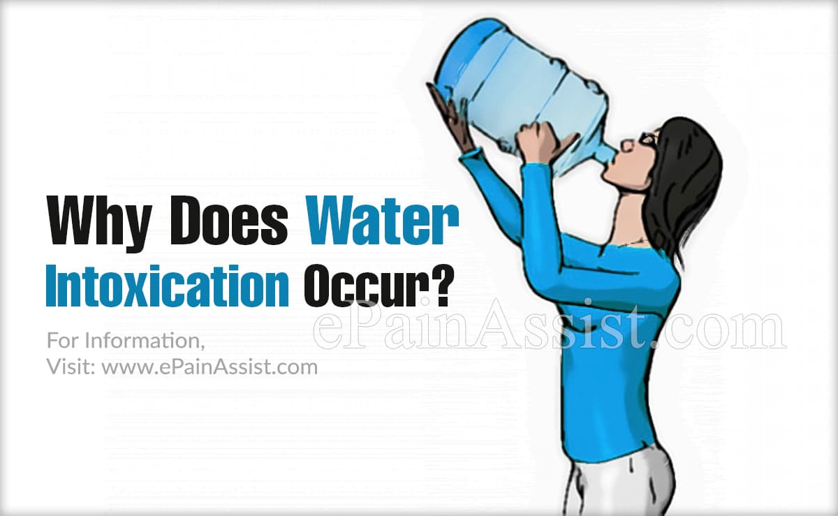 Why Does Water Intoxication Occur?