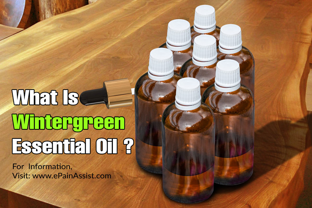 What is Wintergreen Oil?