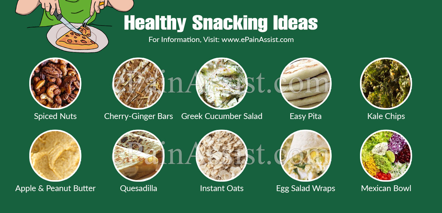 Healthy Snacking Ideas