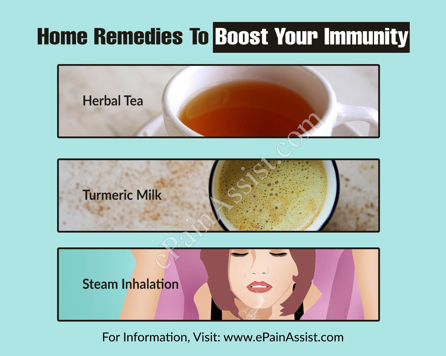 Home Remedies To Boost Your Immunity