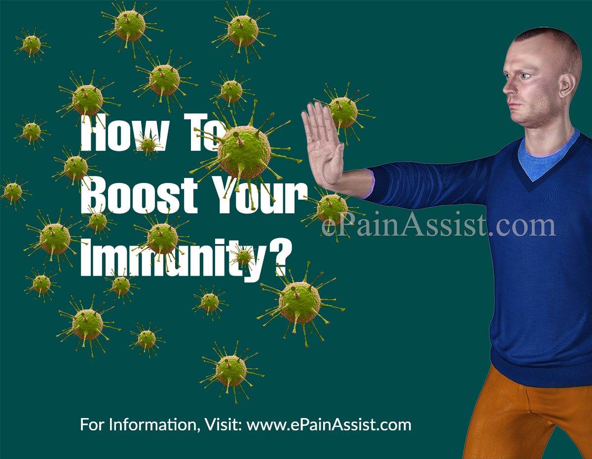 How To Boost Your Immunity?