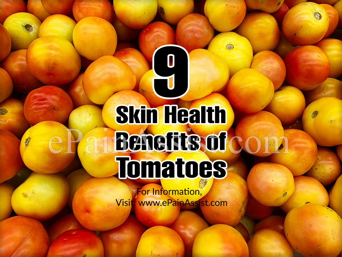9 Skin Health Benefits of Tomatoes