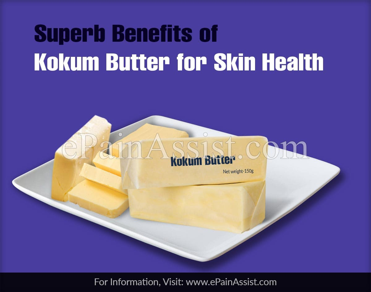 Superb Benefits of Kokum Butter for Skin Health