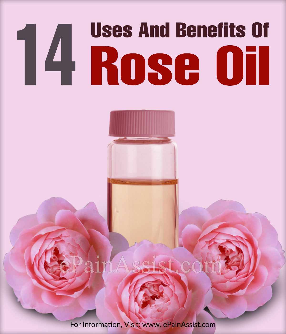 16 Uses And Benefits Of Rose Oil