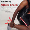 Cracking Ankles: Why Do My Ankles Crack?
