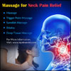 Massage for Neck Pain Relief