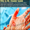 Why is My Thumb Numb & What is its Treatment?