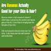 Are Bananas Actually Good For Your Skin & Hair?