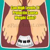 Can High Levels Of Prolactin Cause Weight Gain?