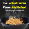 Do Cooked Onions Cause Acid Reflux?