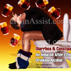 Diarrhea & Constipation - An Induced After Effect of Drinking Alcohol