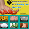 Home Remedies to Get Rid of Burning Feet Sensation