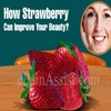 How Strawberry Can Improve Your Beauty?