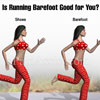 Is Running Barefoot Good for You?