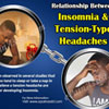 Relationship Between Insomnia & Tension-Type Headaches