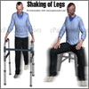 Shaking of Legs or Leg Tremors: Classification, Types, Causes, Tests, Treatment