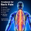 Treatment for Back Pain or Backache: Medications, Manual Therapy, Interventional, Surgery