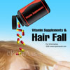 Vitamin Supplements & Hair Fall|Why Should One Opt For A Multivitamin for Hair Fall Control?