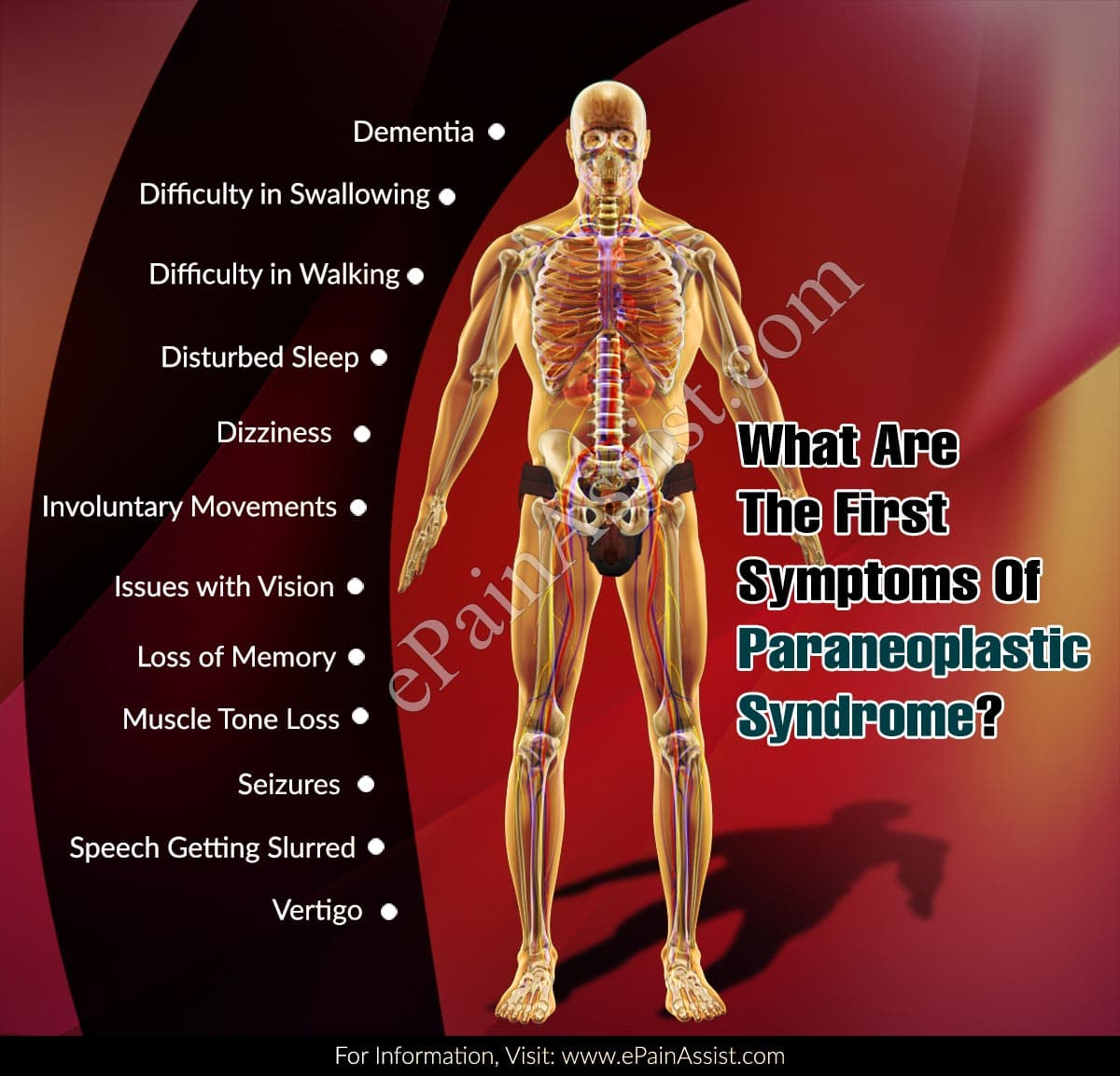 What Are The First Symptoms Of Paraneoplastic Syndrome?