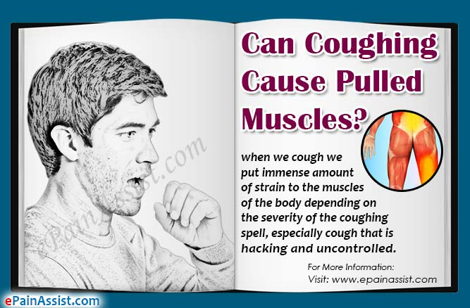 Can Coughing Cause Pulled Muscles?