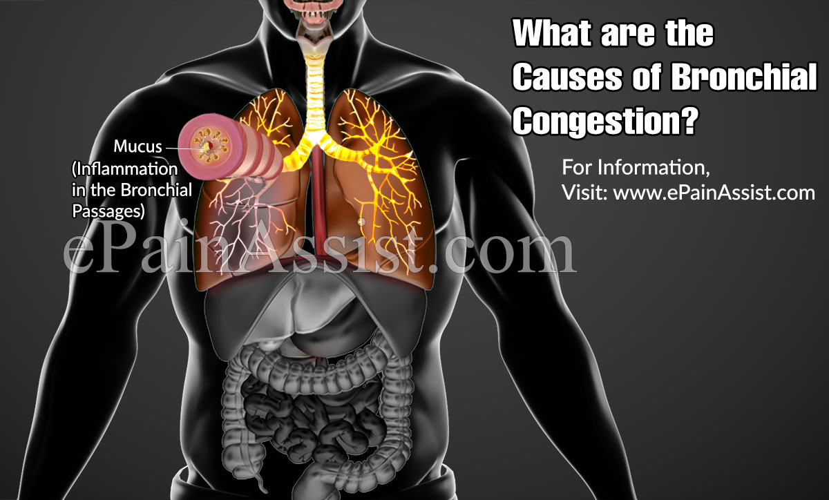 What are the Causes of Bronchial Congestion?