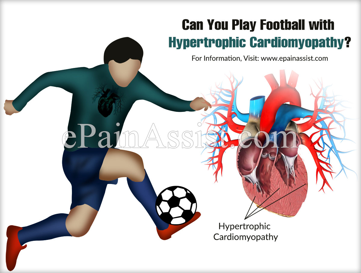 Can You Play Football with Hypertrophic Cardiomyopathy?