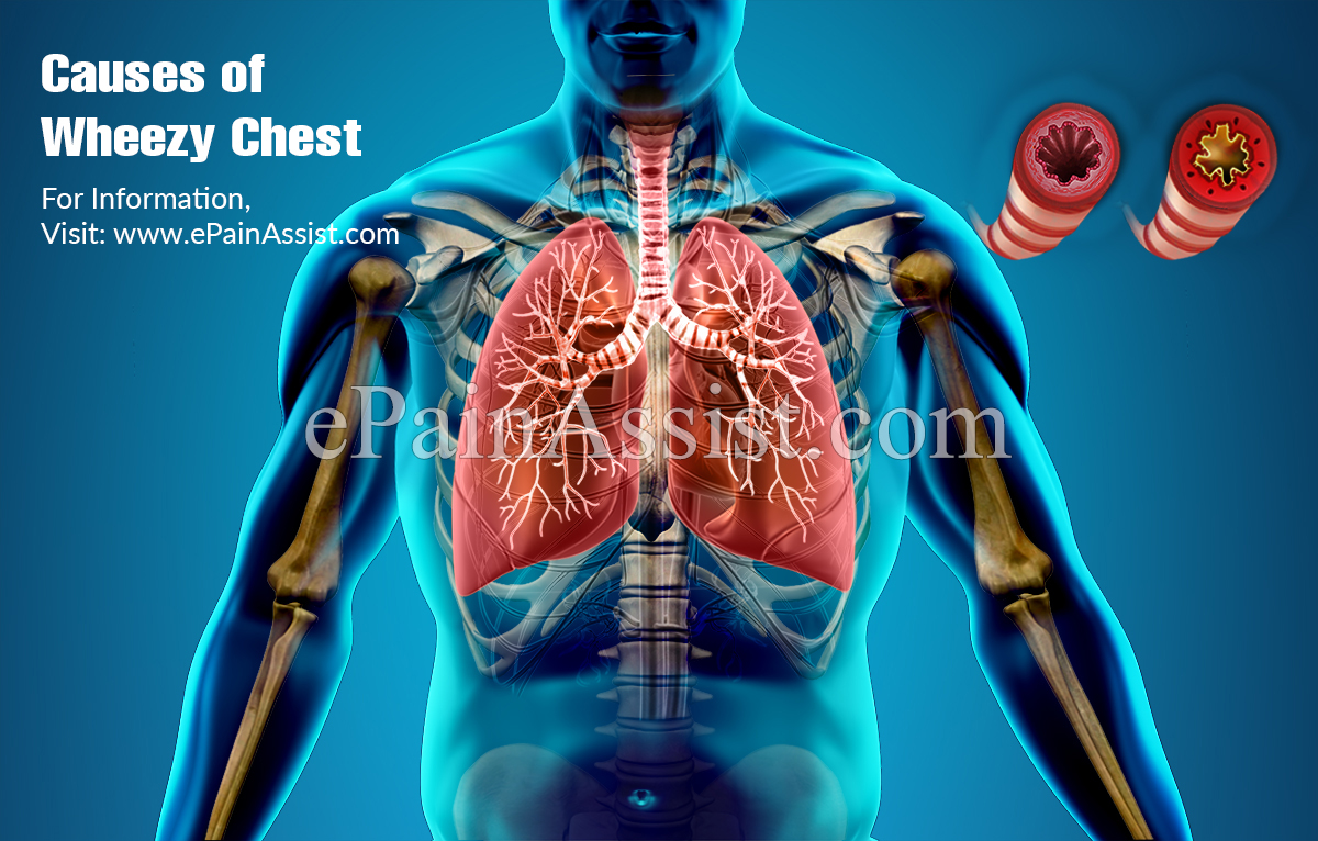 Causes of Wheezy Chest