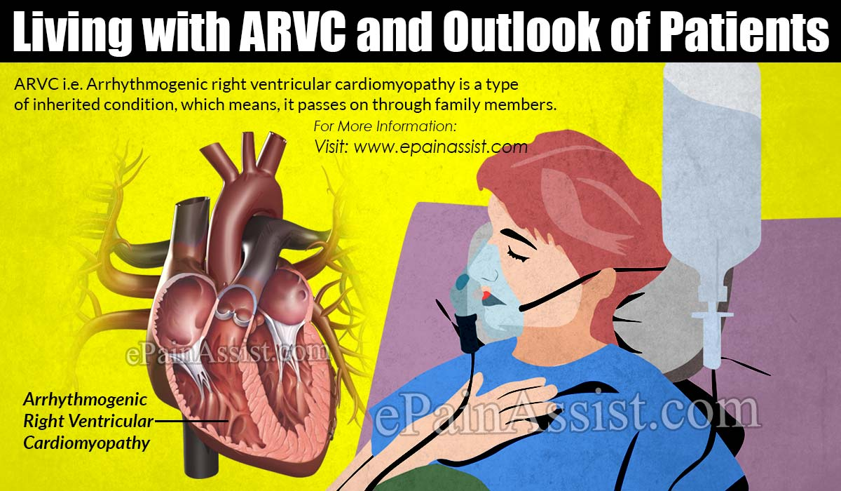 Living with ARVC and Outlook of Patients