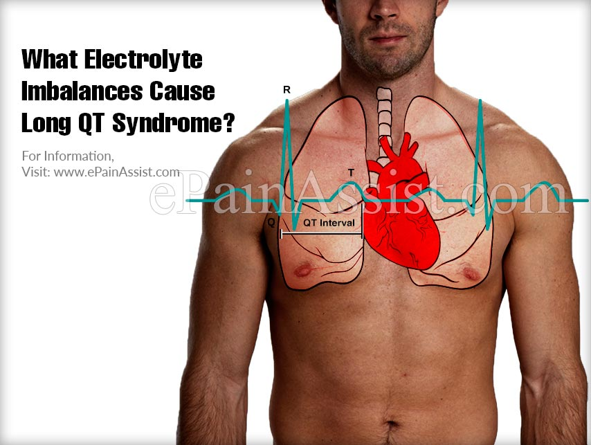 What Electrolyte Imbalances Cause Long QT Syndrome?