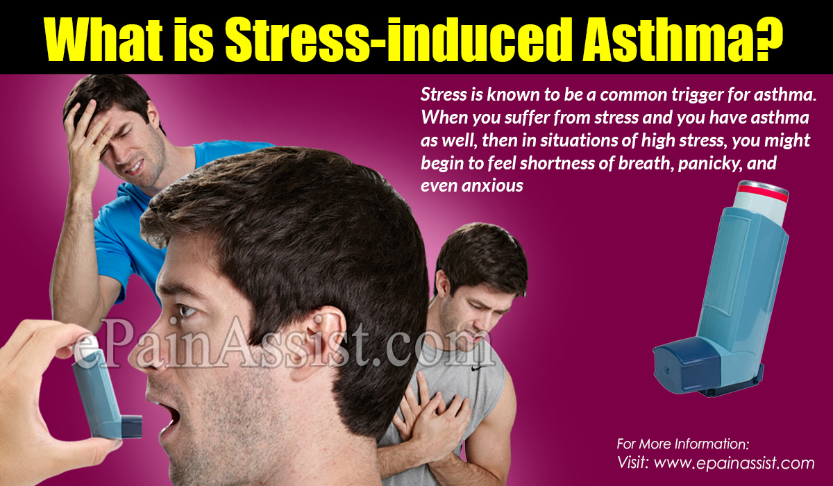 Does Stress-Induced Asthma Actually Exist?