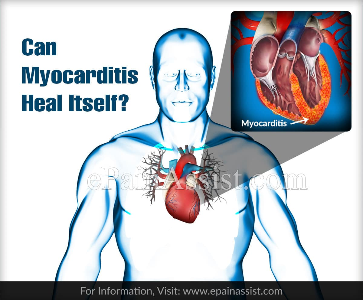 Can Myocarditis Heal Itself?