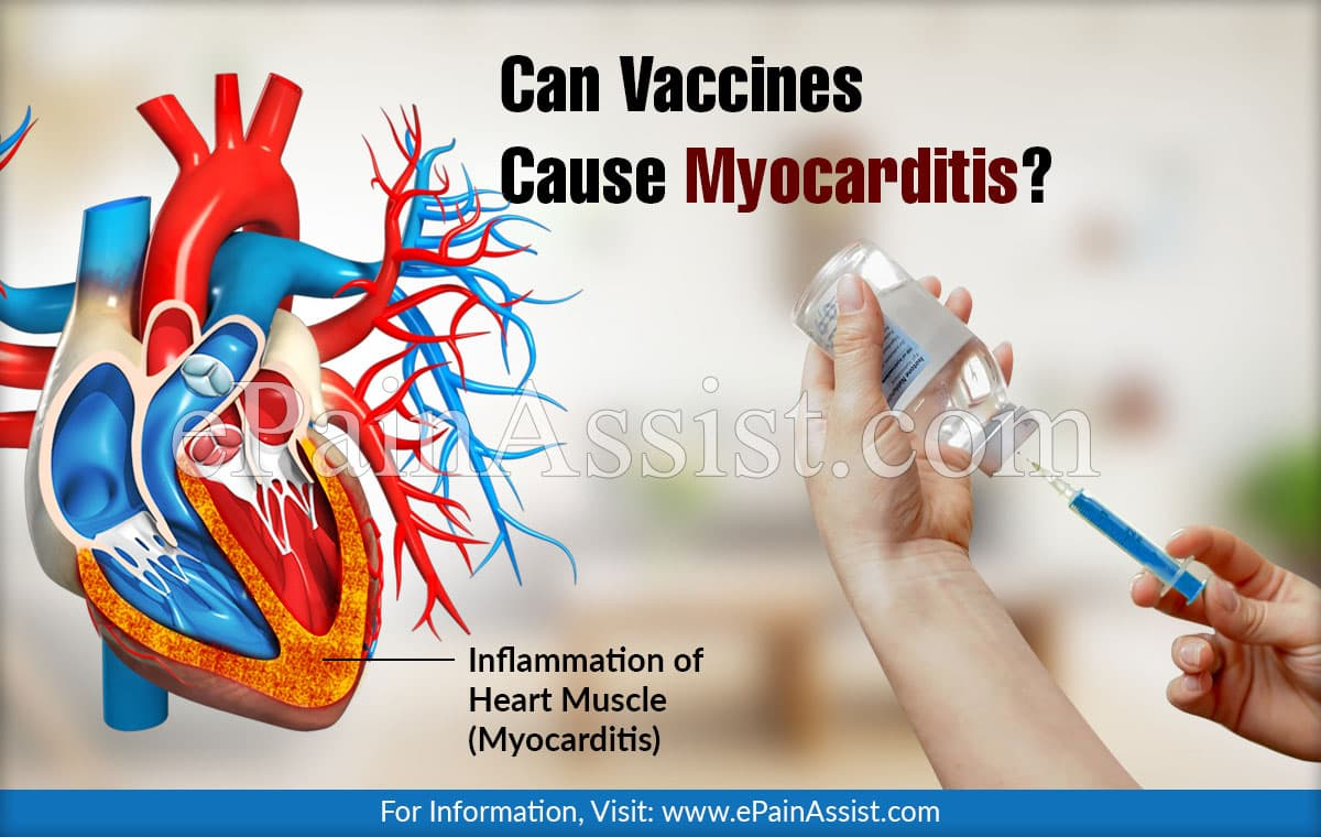 Can Vaccines Cause Myocarditis?