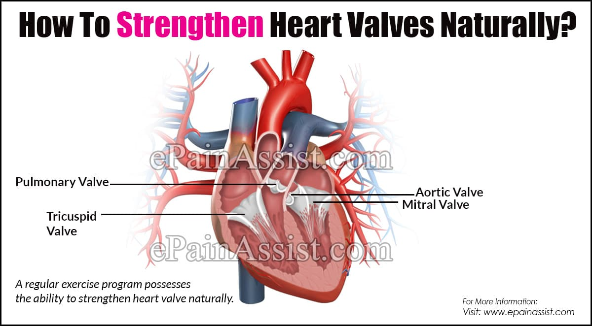 How To Strengthen Heart Valves Naturally?