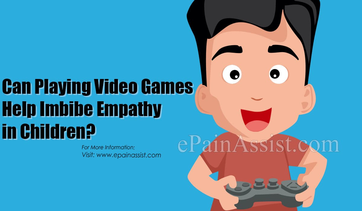 Can Playing Video Games Help Imbibe Empathy in Children?
