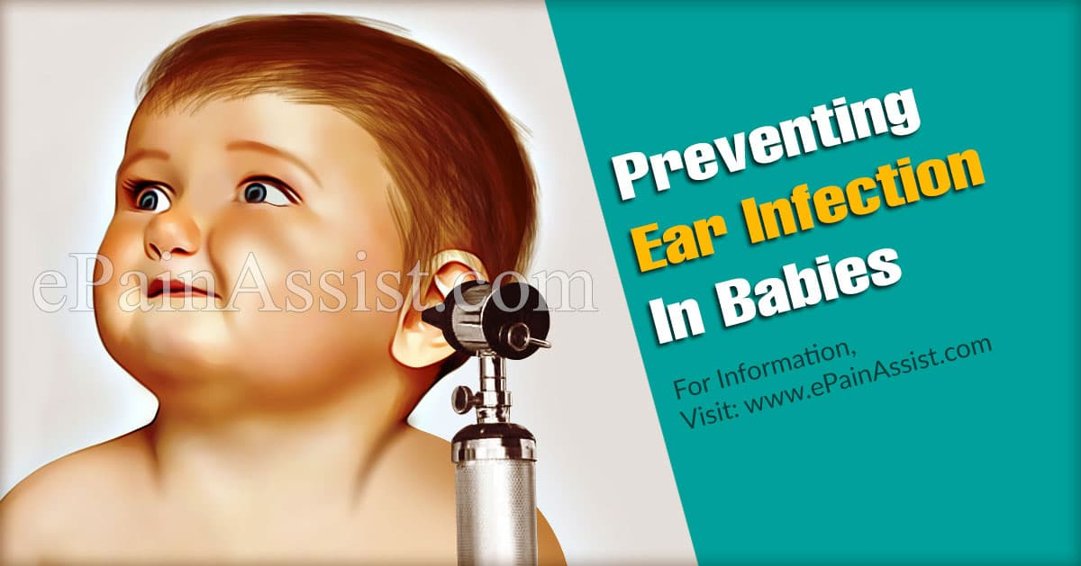 Preventing Ear Infection In Babies