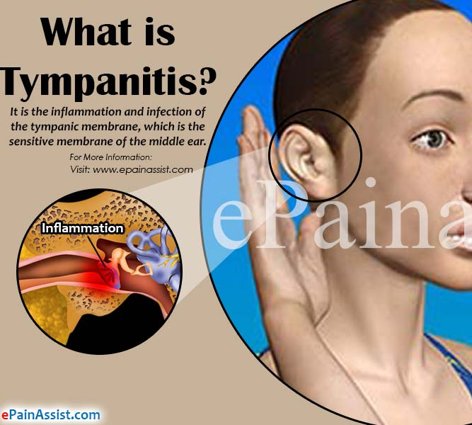What is Tympanitis?