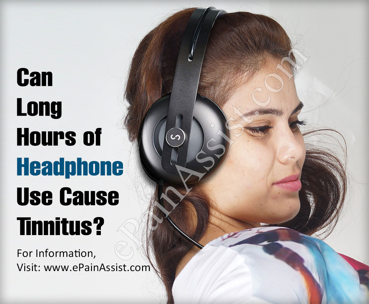 Can Long Hours of Headphone Use Cause Tinnitus?