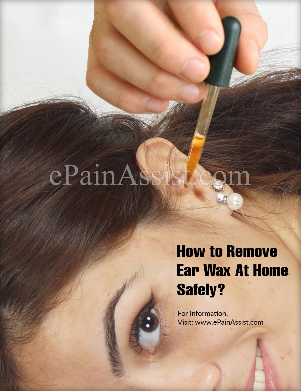 How to Remove Ear Wax At Home Safely?