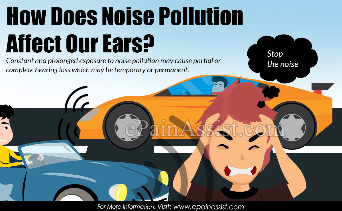 How Does Noise Pollution Affect Our Ears?