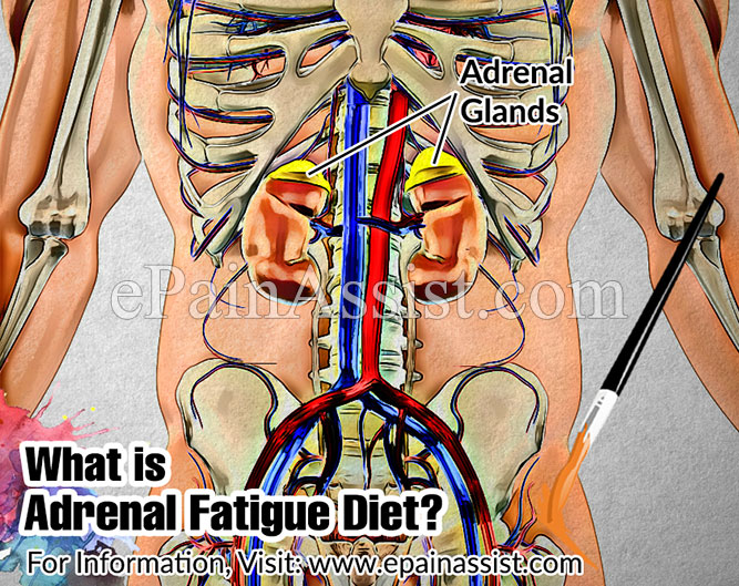 What is Adrenal Fatigue Diet?