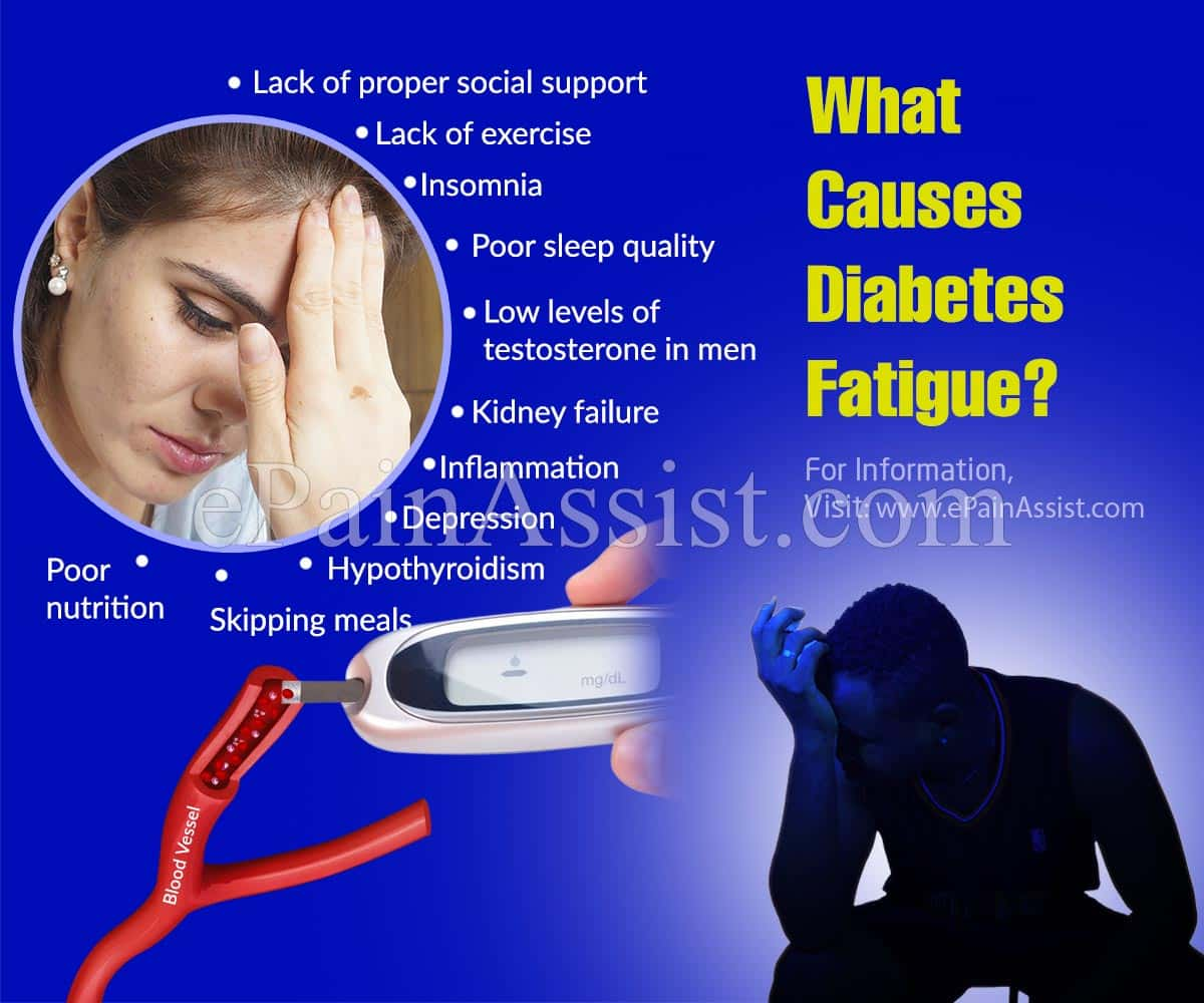 How to Fight Diabetes Fatigue?
