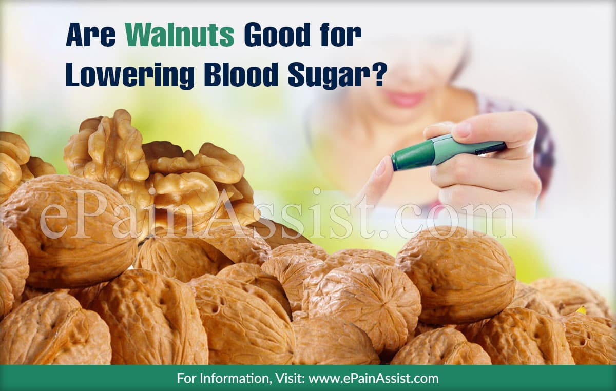 Are Walnuts Good for Lowering Blood Sugar?
