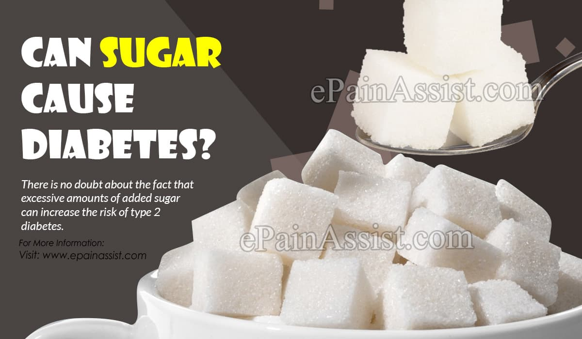 Can Sugar Cause Diabetes? Myths Vs. Facts