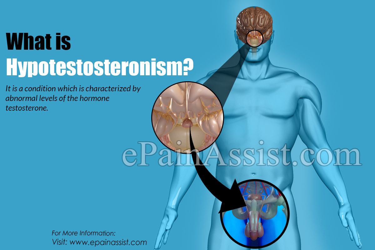 What is Hypotestosteronism?