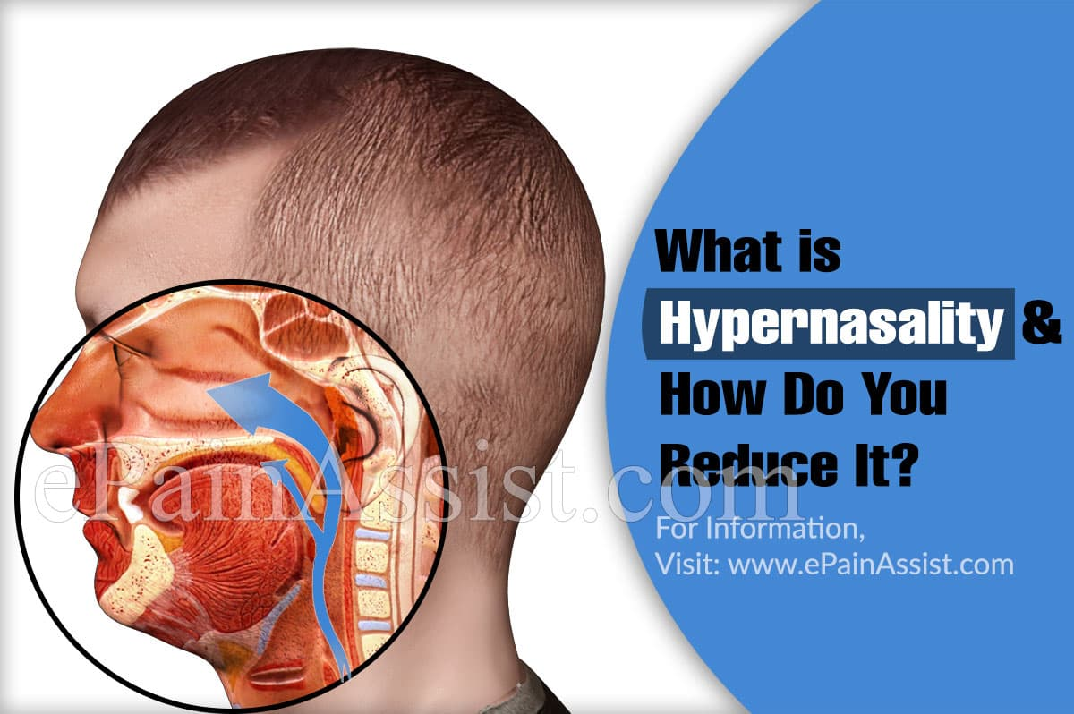 What is Hypernasality & How Do You Reduce It?