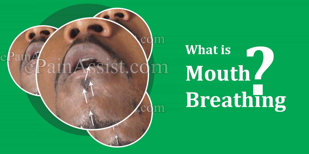 What is Mouth Breathing?
