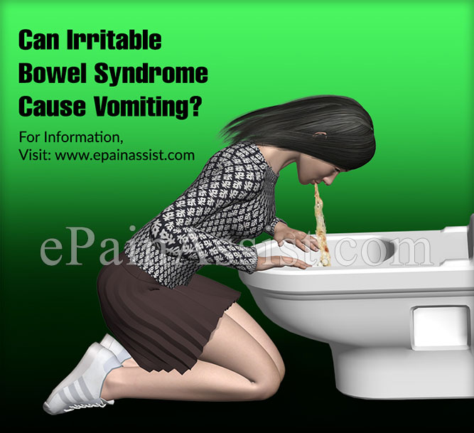 Can Irritable Bowel Syndrome Cause Vomiting?