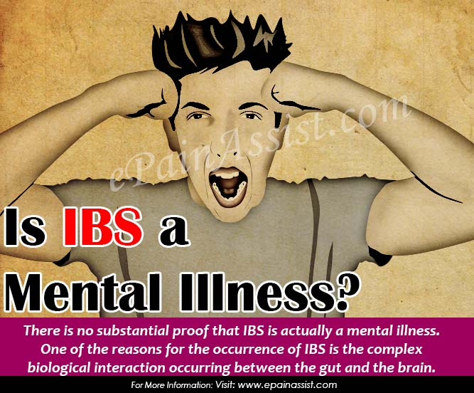 Is IBS a Mental Illness?