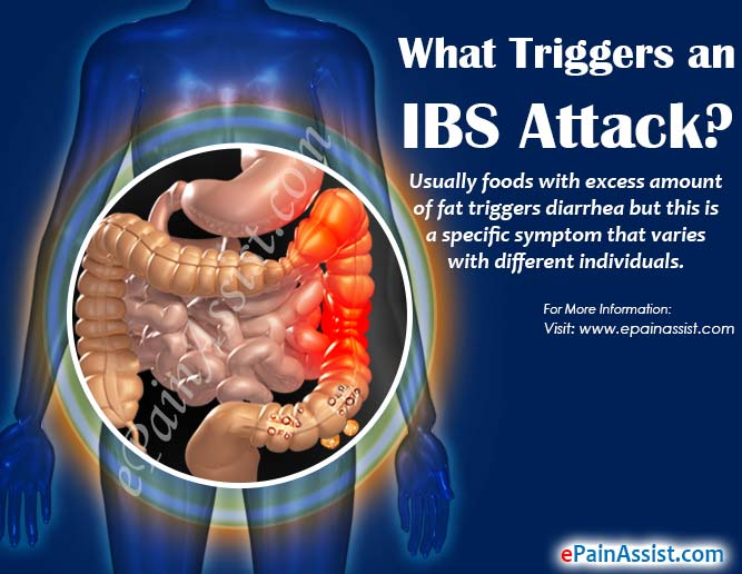 What Triggers an IBS Attack?