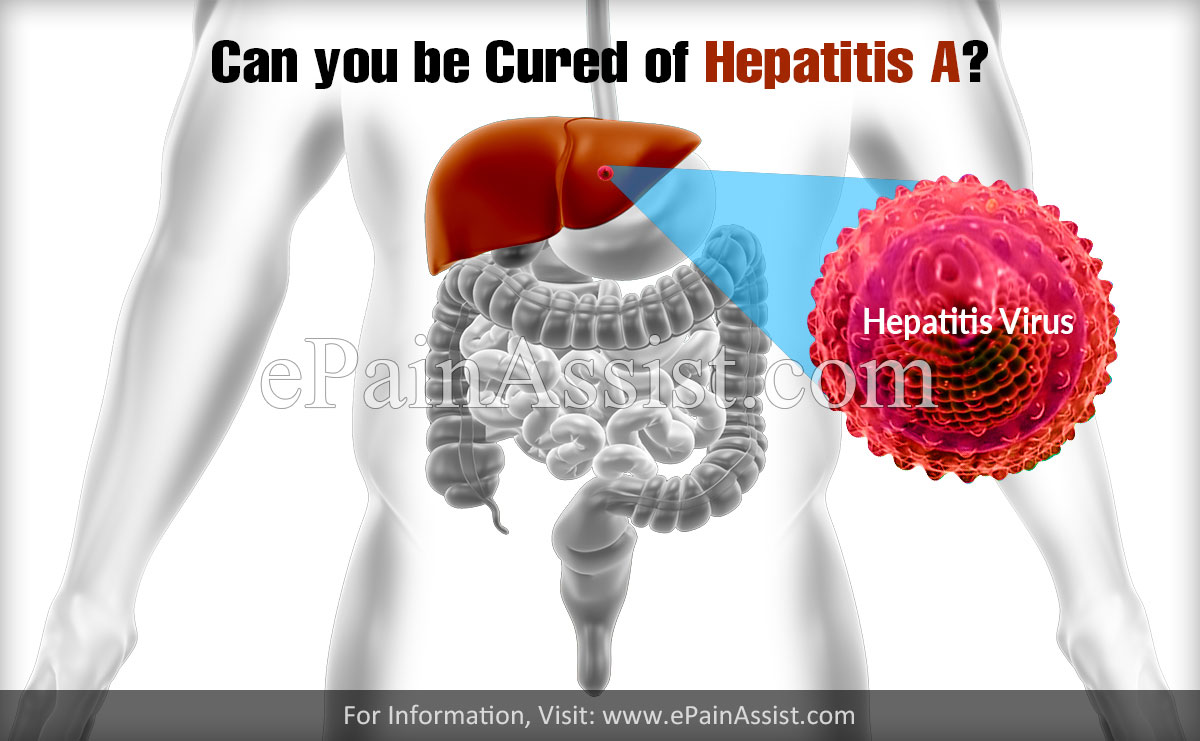 Can You Be Cured of Hepatitis A?